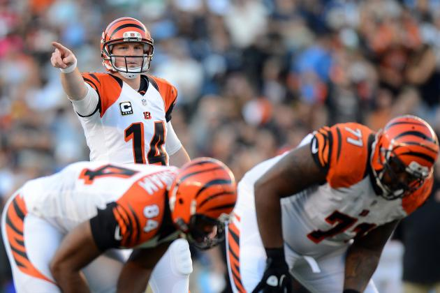 Cincinnati Bengals Progress Report: Are There Signs of Regression in Cincinnati?