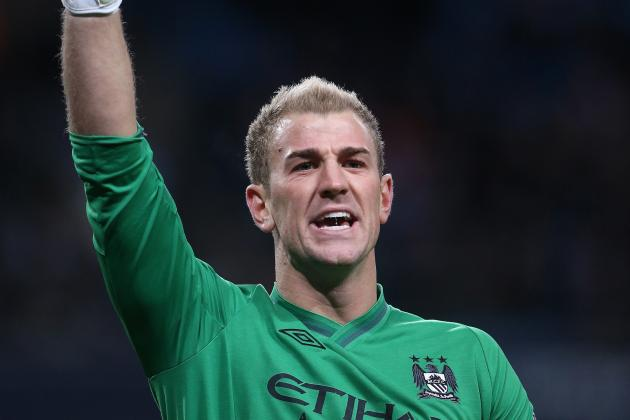 Joe Hart: We've Let Ourselves Down