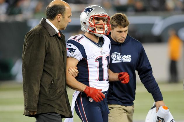 Ripple Effects of Julian Edelman's Injury on New England Patriots' Offense