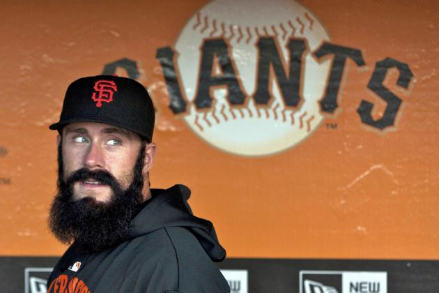 Bye-Bye Black Beard: Brian Wilson Might Be Done with Giants and That's Just Fine