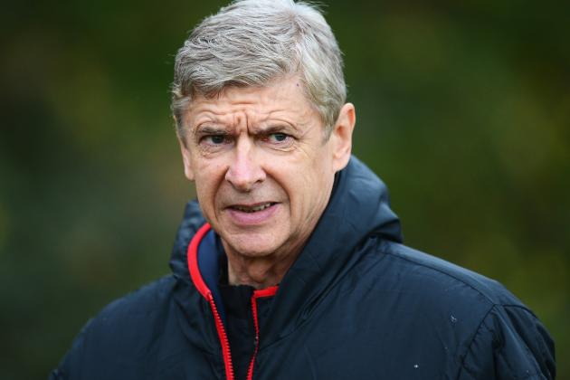 Wenger: What the Referee Behind the Goalline Is Doing Nobody Knows