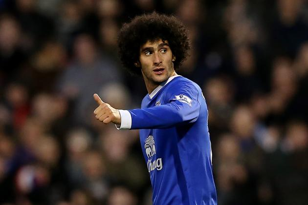Pienaar Expects Fellaini to Stay Beyond January