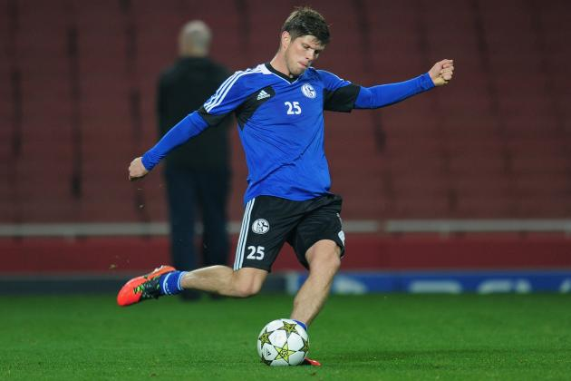 Arsenal Transfer News: Arsenal Reportedly Line Up Bid for Klass-Jan Huntelaar