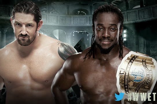 WWE TLC 2012: Why Wade Barrett Needs to Win the Intercontinental Title