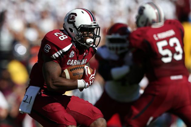 2013 Outback Bowl Michigan vs. South Carolina: Injuries Cheat Fans on Both Sides
