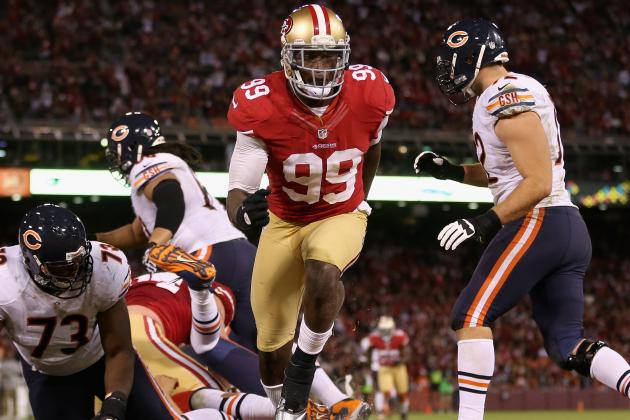 49ers Aldon Smith Will Break Michael Strahan's NFL Single-Season Sack Record