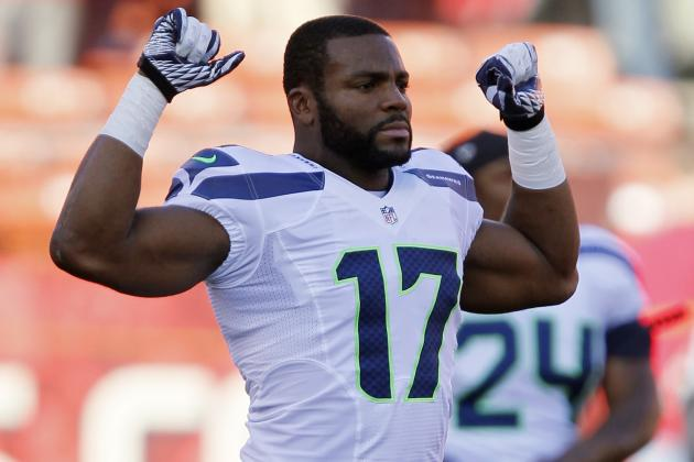 Report: Seahawks Cut Braylon Edwards
