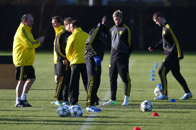 Chelsea: Last Minute Team News and Potential Starting XI vs. Nordsjaelland