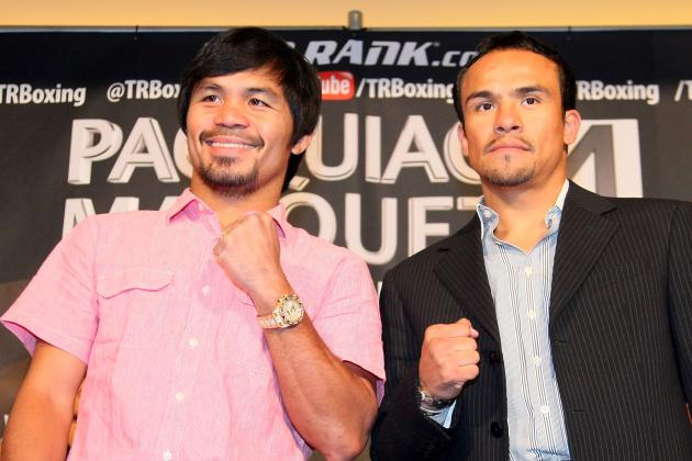 Pacquiao vs. Marquez Odds: Latest Mid-Week Buzz on Vegas Lines