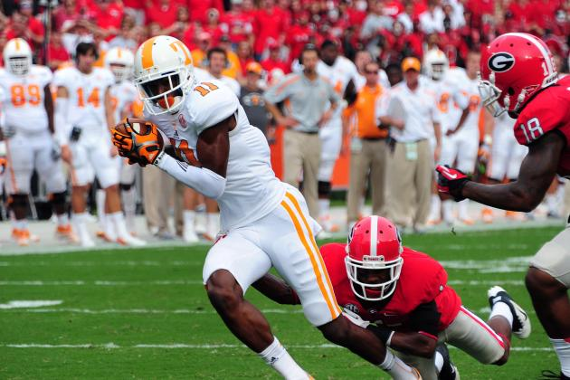 2013 NFL Mock Draft: Skill Players Who Will Make an Immediate Impact on Offense