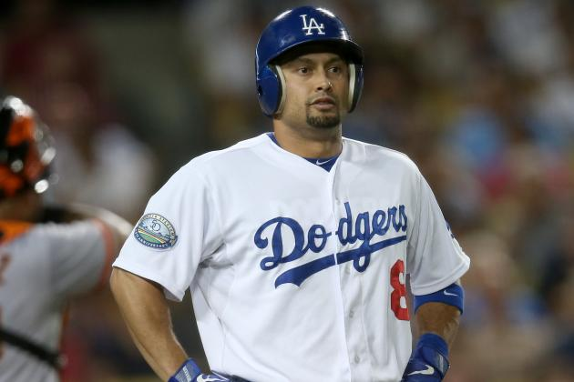 Report: Indians Offered Shane Victorino $44 Million