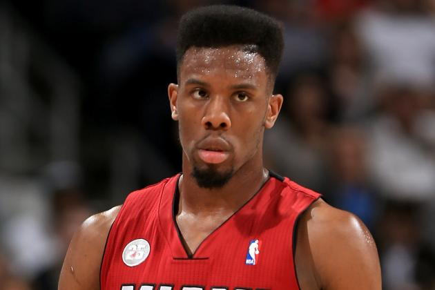 Norris Cole Sits vs. Wizards Due to Groin Injury