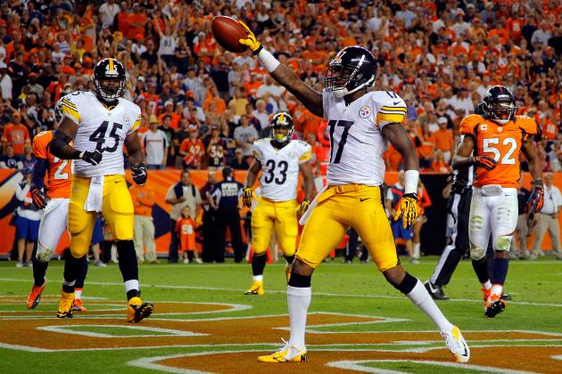Breaking Down Mike Wallace's Demotion and What It Means for the Steelers