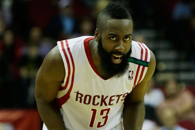 NBA Gamecast: Lakers vs. Rockets
