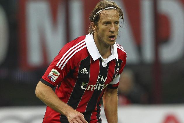 Ambrosini Admits AC Milan Frustrated After Zenit Defeat