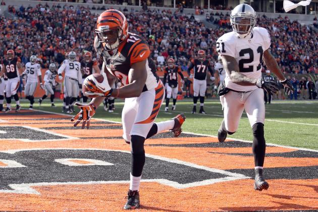 Cincinnati Bengals: Still Searching for Answer at Wide Receiver