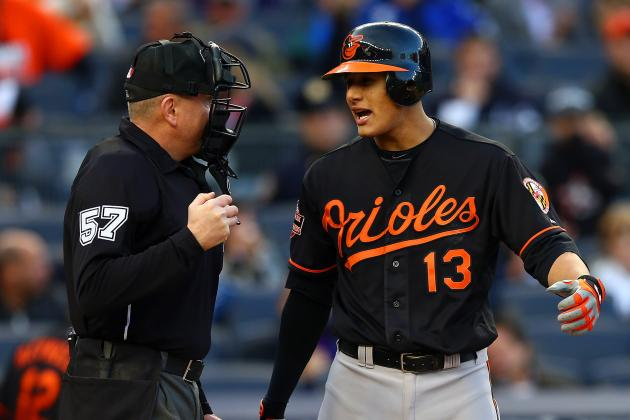Orioles Manny Machado OK After Meningitis Scare