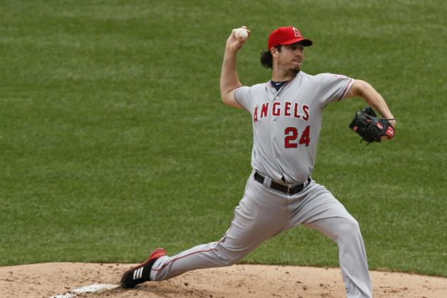 Dan Haren: Veteran Pitcher Gives Nationals' Rotation Needed Stability