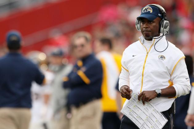 Darrell Hazell Reportedly Being Hired as Purdue Head Coach