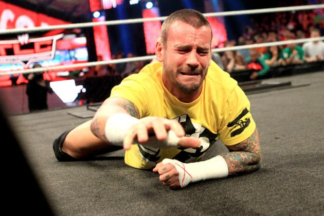 CM Punk: Out of TLC PPV, New Match Announced (Potential Spoilers)