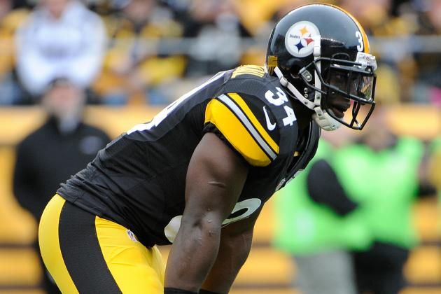 Mike Tomlin: Rashard Mendenhall Will Remain on Bench