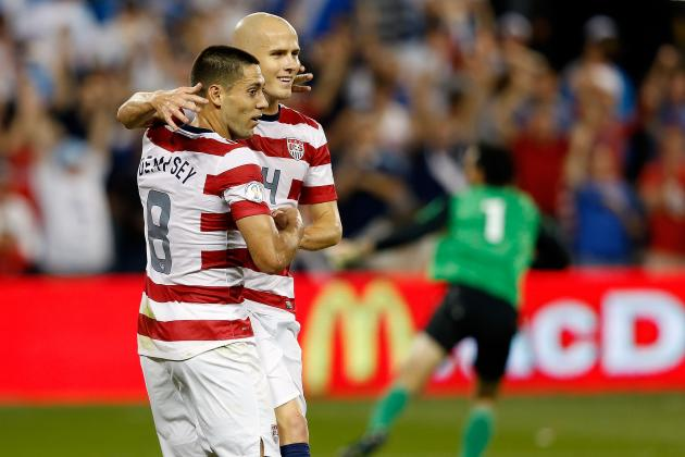 2012 USMNT Awards: Player of the Year, Newcomer of the Year and More