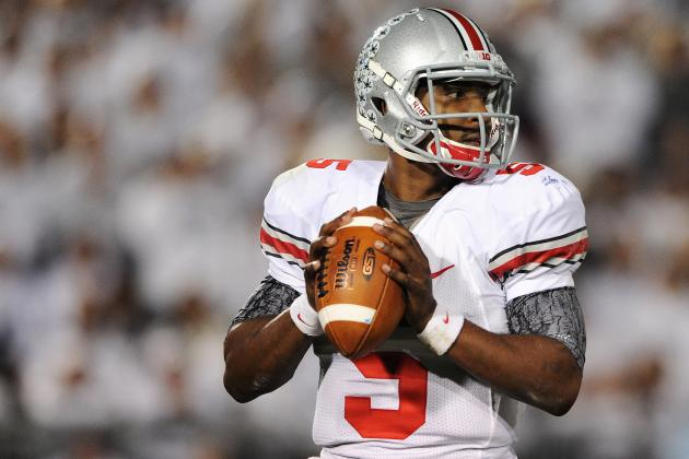 Ohio State Football: Five Things Braxton Miller Must Improve on Before 2013