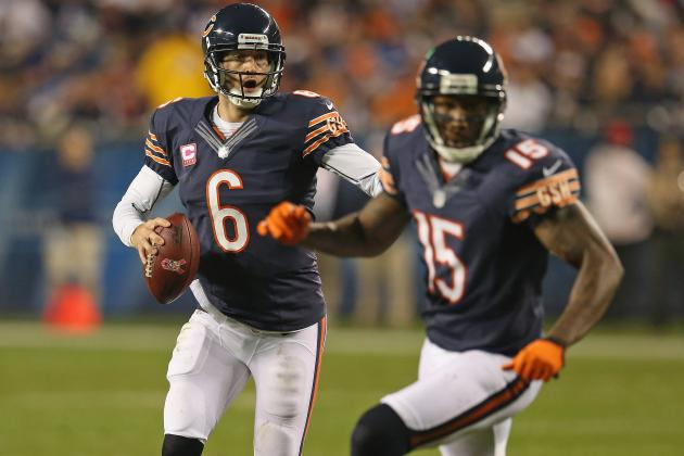 Examining the Chemistry Between Jay Cutler and Brandon Marshall