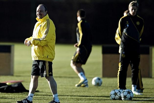 Torres Can't Stop Scoring but Only in Training as Benitez Defends Him