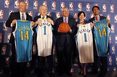 NBA Commissioner David Stern Talks About New Orleans Hornets, Tom Benson
