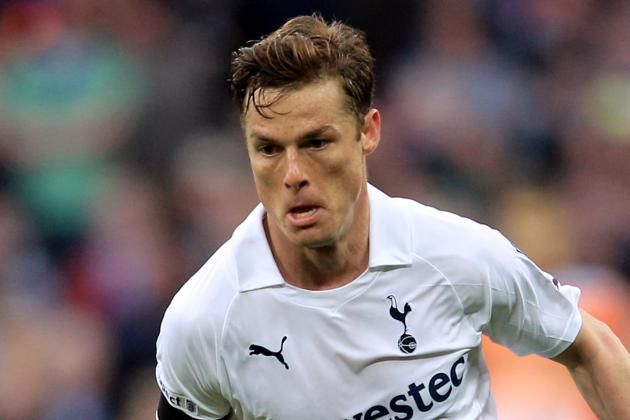 Scott Parker Has Returned to the Pitch for Tottenham's Reserves