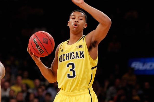 No. 3 Michigan 73, W. Michigan 41