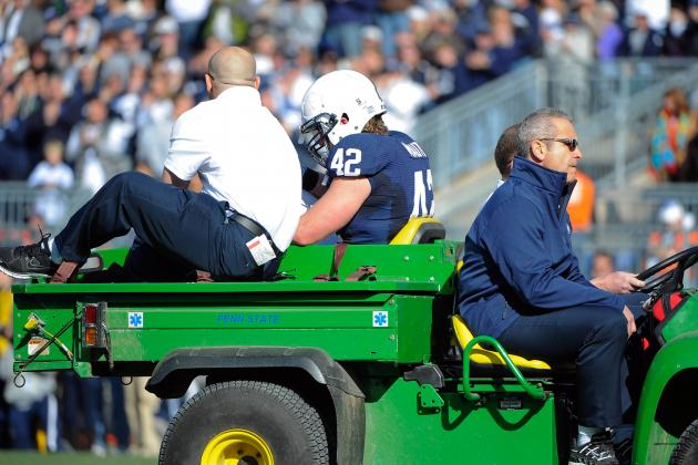 Penn State: Why Michael Mauti Returning for a 6th Season Would Be a Bad Idea