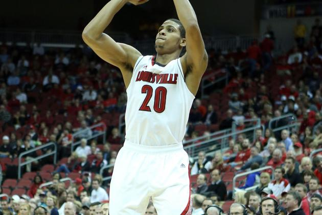 No. 5 Louisville 80, Coll. of Charleston 38