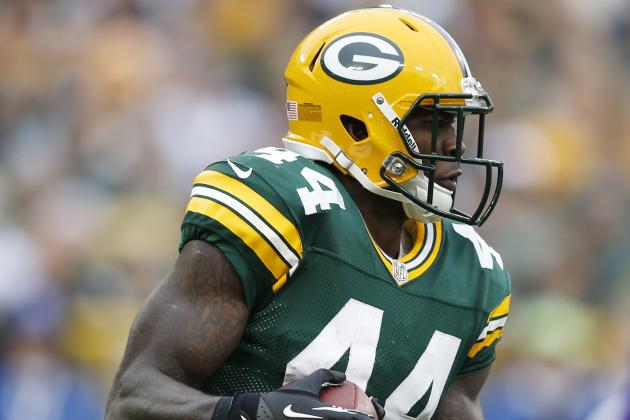 Report: James Starks' Season Could Be Over