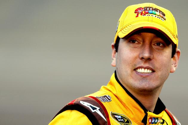 What's the Best-Case Scenario for Kyle Busch Next Season?