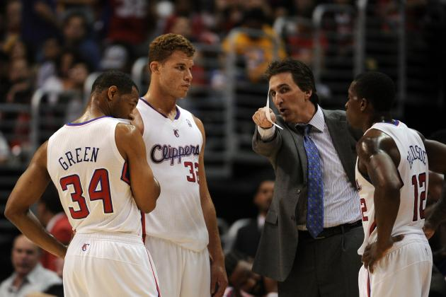 Vinny Del Negro Proving Critics Wrong by Coaching L.A. Clippers to Elite Status