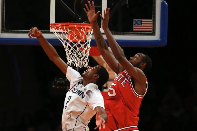 No. 25 NC State 69, UConn 65