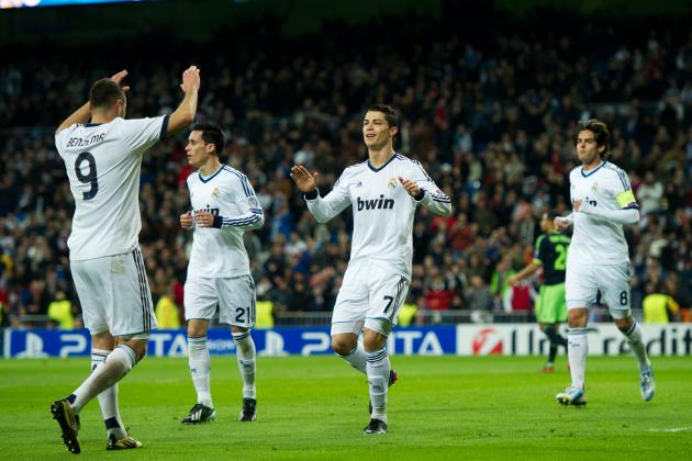 Real Madrid Will Make Champions League Title Top Priority