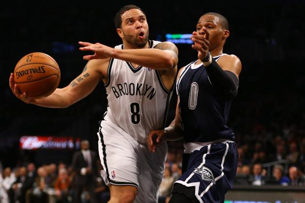 Nets, Despite Demonstrating Reslience, Fall to Thunder, 117-111