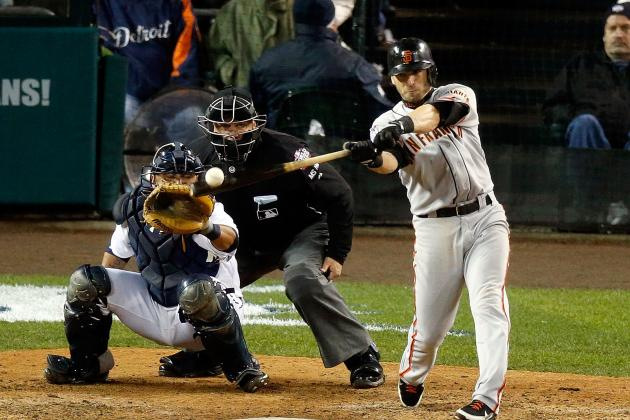San Francisco Giants Keep Title Team Together by Re-Signing Marco Scutaro