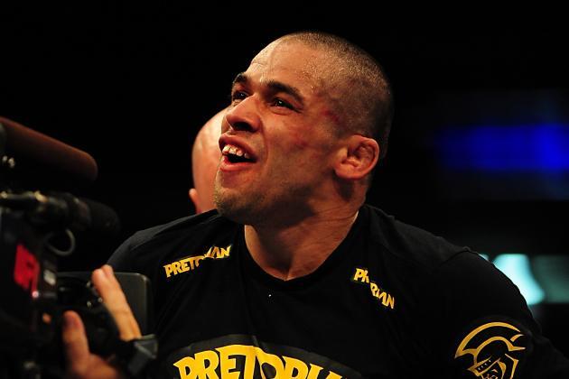 Renan Barao vs. Michael McDonald Confirmed for 2013