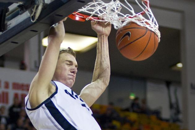 Utah State vs BYU Reportedly Postponed in Wake of Aggies Guard's Hospitalization