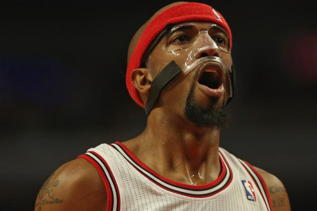 Bulls Sorely Missed Rip Hamilton in Loss