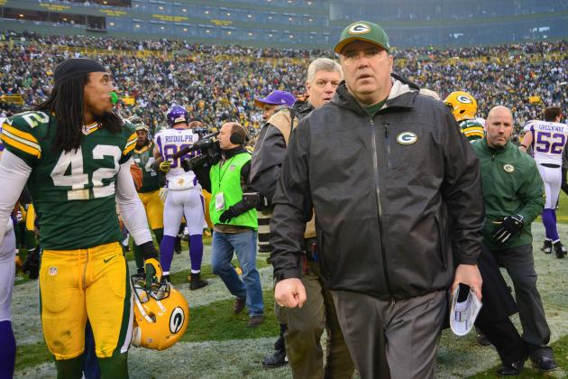 Green Bay Packers: Could the Green and Gold Land a First-Round Bye?