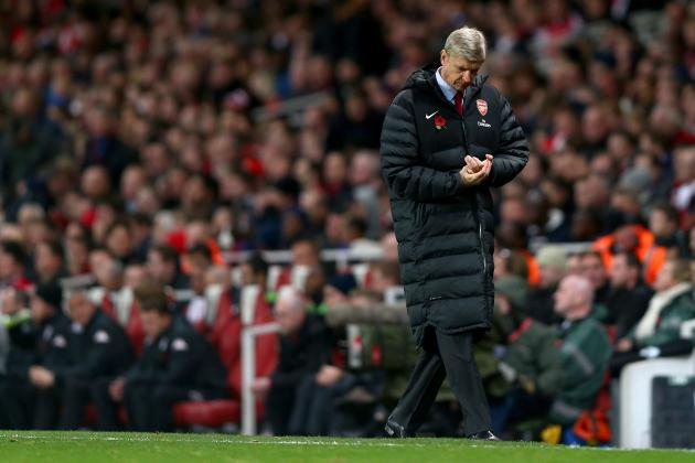 Arsenal: Freak Out, Shout, Break Things, They're in Trouble