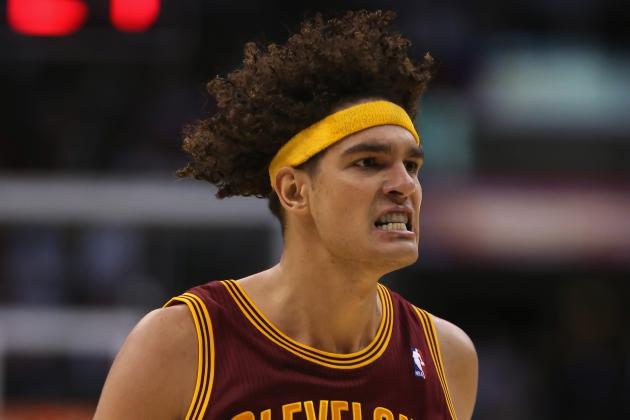 NBA Fans Are Missing Just How Good Cleveland Cavaliers' Anderson Varejao Is