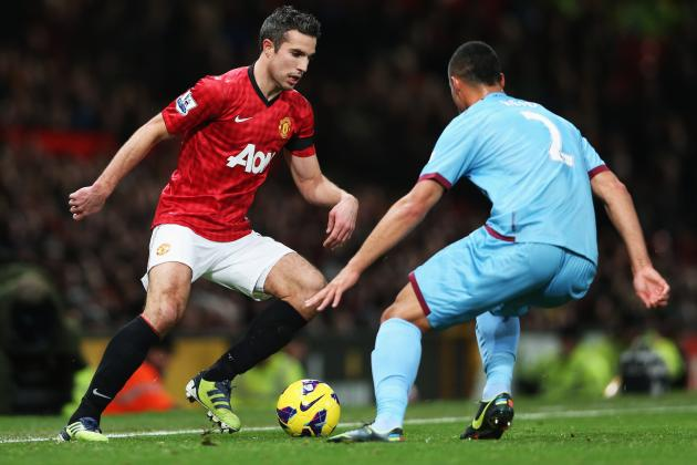 Robin Van Persie: Is There Still Room for the Dutchman to Improve?