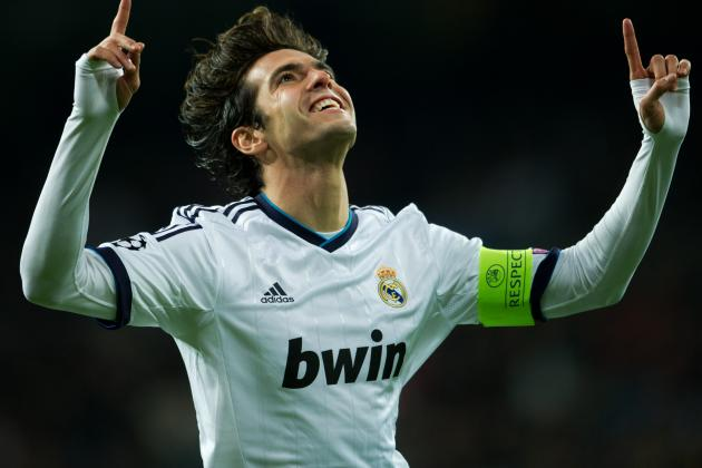 Kaka Open to Real Madrid Exit