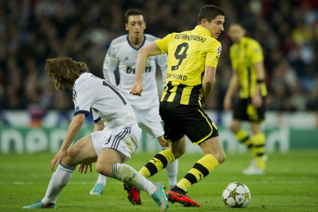 Juventus Make Move for Borussia Dortmund's Robert Lewandowski